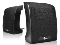 Xtech - 110V Amplified Speaker