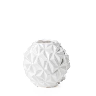 Crumple Ball Vase