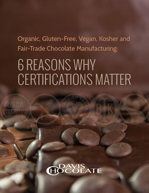 Davis Chocolate 6 Reasons Why Certifications Matter