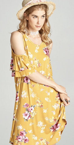 Sweet Marigold Dress