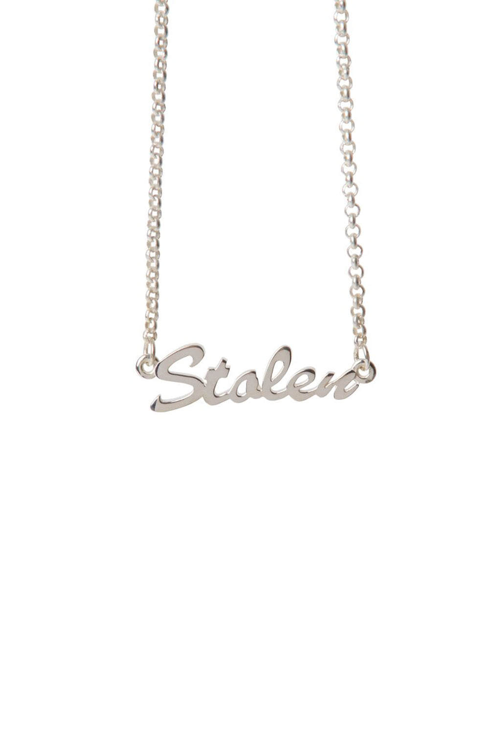 STOLEN GIRLFRIENDS CLUB SCRIPT PENDANT
