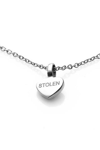 STOLEN GIRLFRIENDS CLUB STOLEN HEART PENDANT