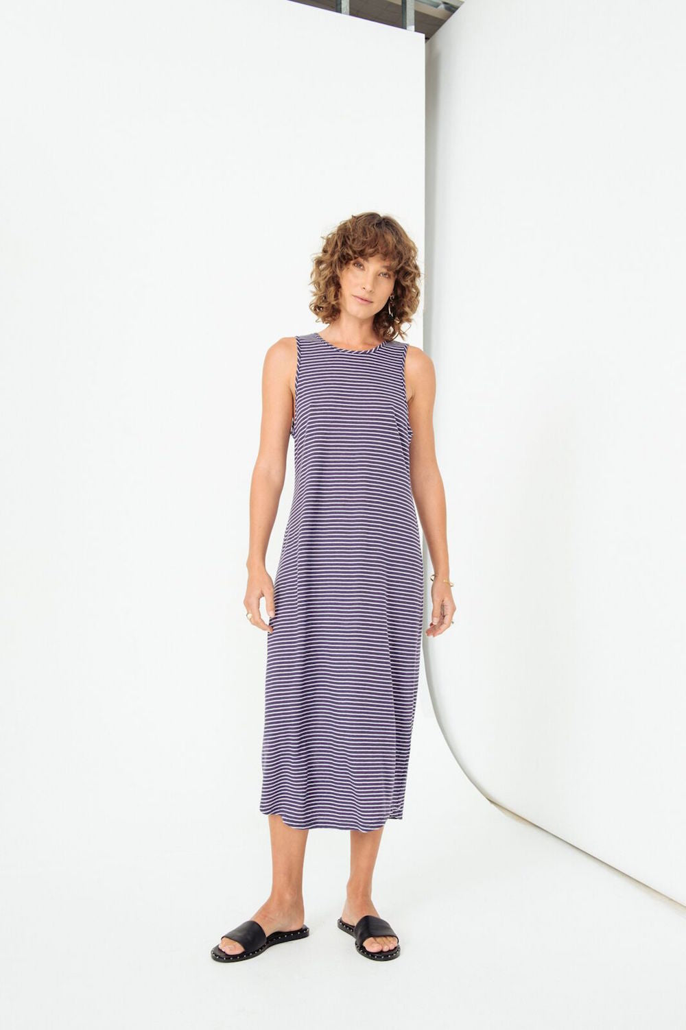 THIRD FORM EMBRACE TIE TANK DRESS