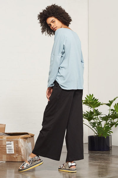 KOWTOW RELAXED LONG SLEEVE TOP