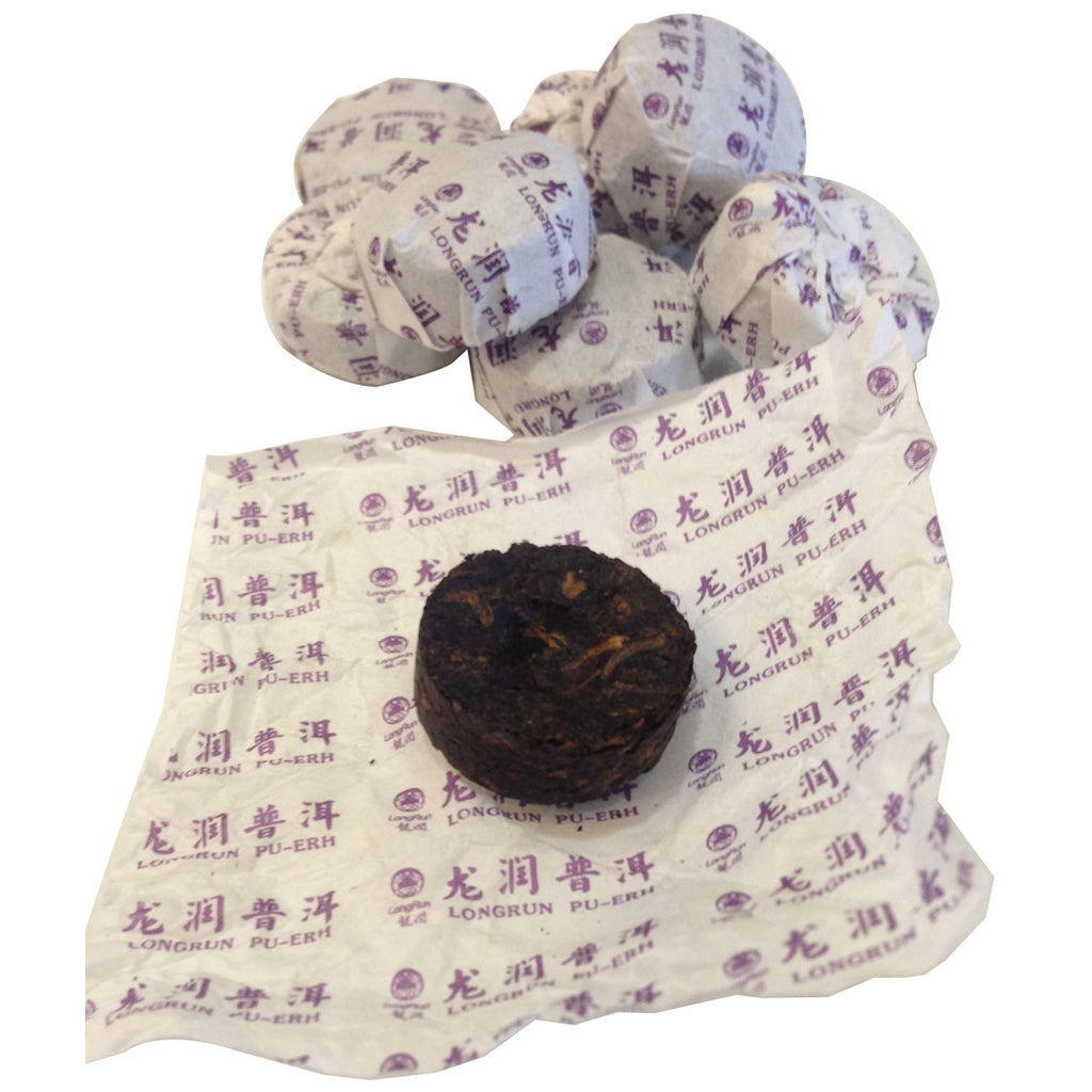 Mini Puerh Cake 2008