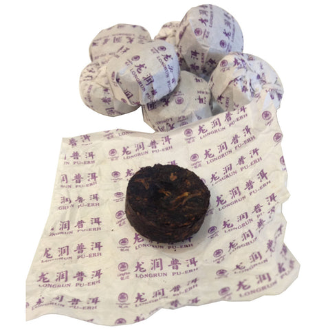 Mini Puerh Cake 2007