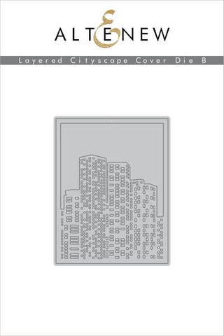 LAYERED CITYSCAPE COVER DIE B