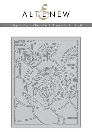 LAYERED BLOSSOM COVER DIE A
