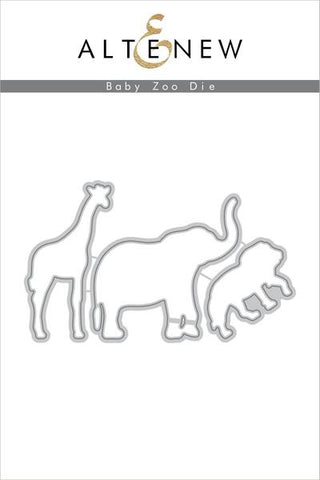 BABY ZOO DIE SET