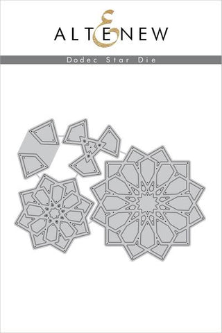 DODEC STAR DIE SET