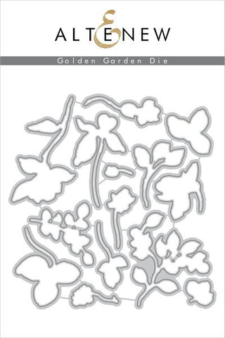 GOLDEN GARDEN DIE SET
