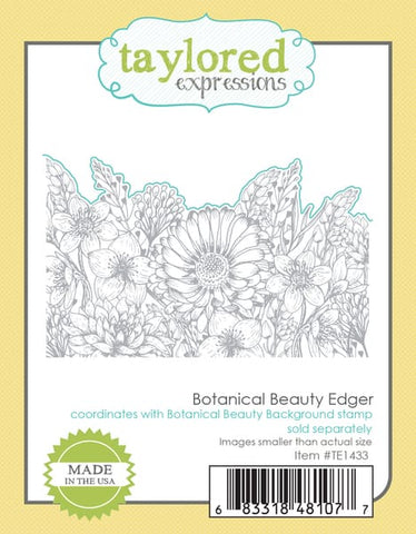 BOTANICAL BEAUTY EDGER