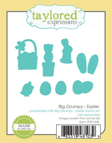 BIG GRUMPY - EASTER DIE