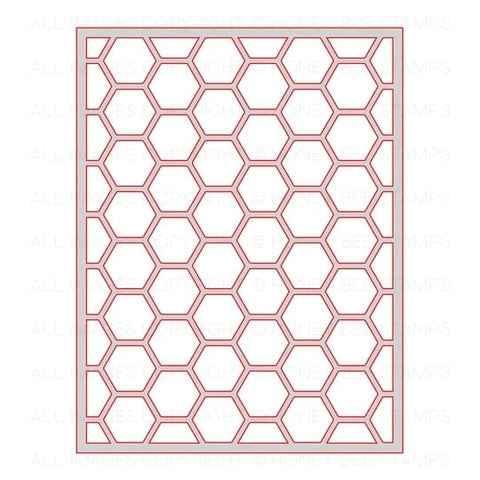 HEXAGON COVER PLATE TOP