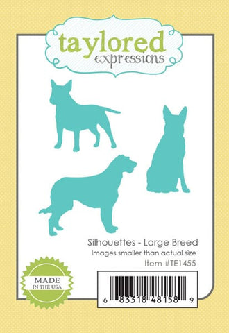 SILHOUETTES LARGE BREED