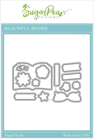 BEAUTIFUL BOOKS DIE