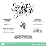 SEASON'S WISHES