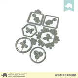 WINTER TAGGINS CREATIVE CUTS