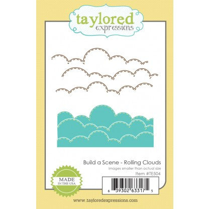 BUILD A SCENE ROLLING CLOUDS