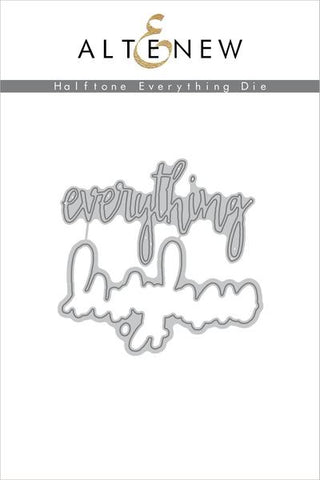 HALFTONE EVERYTHING DIE SET