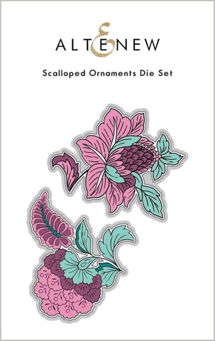 SCALLOPED ORNAMENTS DIE