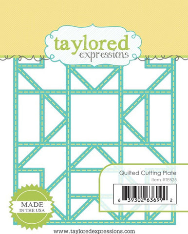 QUILTED CUTTING PLATE