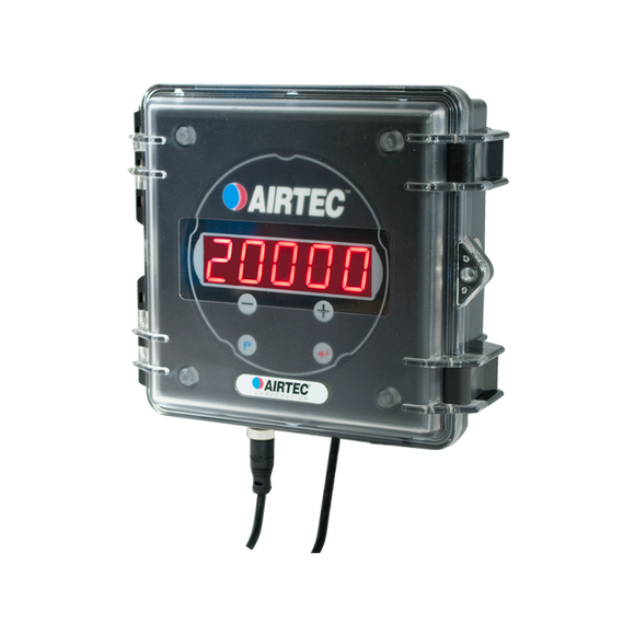 AXL300 Series Axle Load Indicator - [product_typre]  |  Airtec Corporation