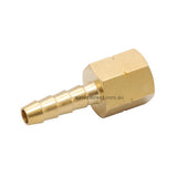 "Brass Tailpiece, 1/4"" Female, 91.0602"