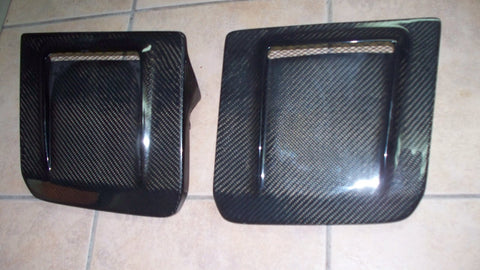 RETRO-SPEC MK3 SUPRA VENTED HEADLIGHT COVERS