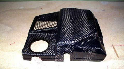 RETRO-SPEC CARBON FIBER SUPRA MA70 COIL PACK COVER