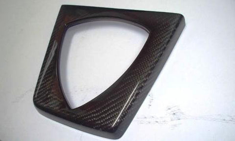 RETRO-SPEC CARBON FIBER ROTOR SHAPED SHIFTER SURROUND
