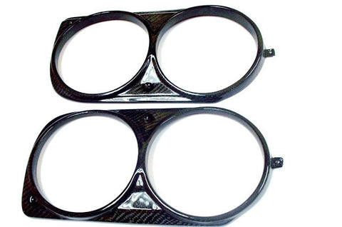 RETRO-SPEC CARBON FIBER DATSUN 510 HEADLIGHT BEZEL
