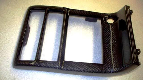 RETRO-SPEC CARBON FIBER CENTER PANEL S5