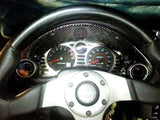 3000GT RETRO-SPEC GAUGE CLUSTER WITH PODS