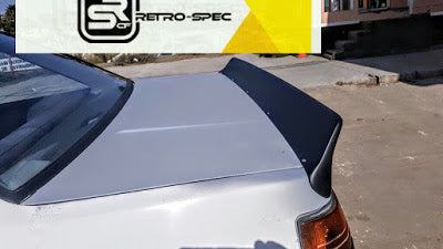 RETRO-SPEC REAR WING COUPE RB STYLE
