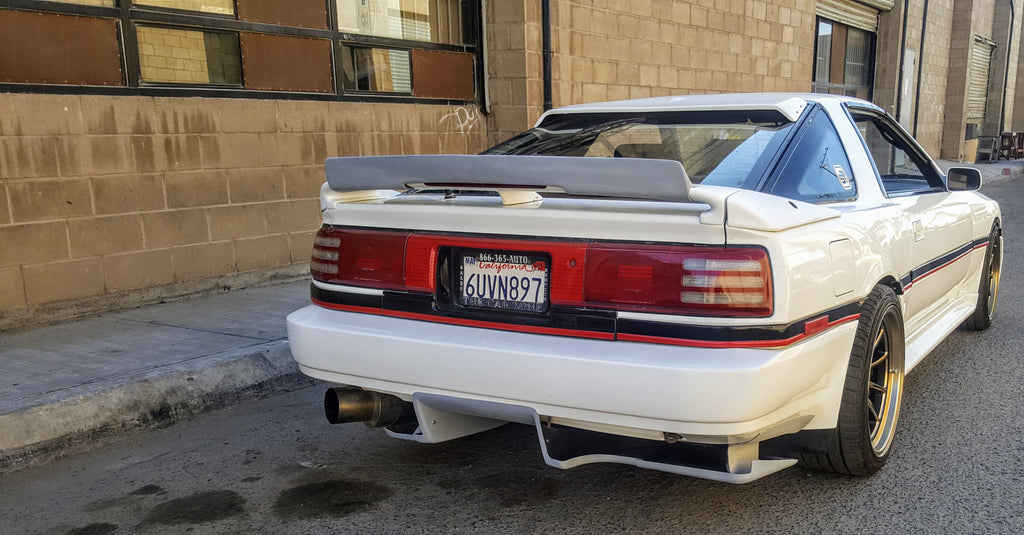 RETRO-SPEC MK3 SUPRA ADD-ON WING