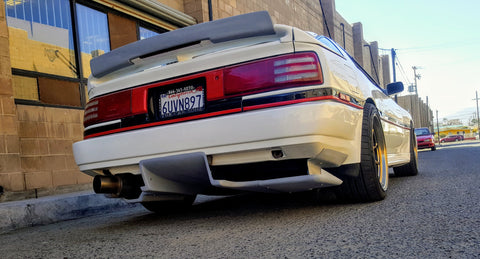 RETRO-SPEC MK3 SUPRA REAR DIFFUSER