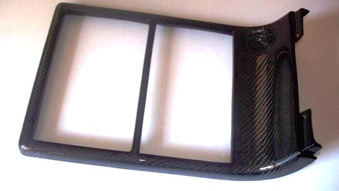 CARBON FIBER CENTER RACE PANEL S4