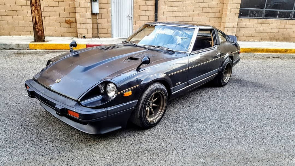 RETRO-SPEC 280zx TYPE K AIRDAM