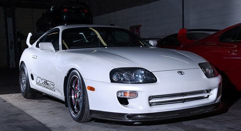 "RETRO-SPEC MK4 SUPRA TYPE ""AM"" FRONT LIP"