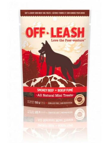 OFF LEASH - Smokey Beef