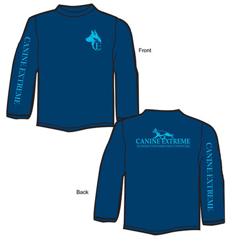 Canine Extreme Long Sleeve Shirt