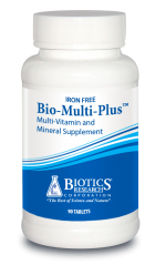 Bio-Multi Plus™ Iron Free