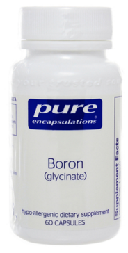 Boron (glycinate) - 60 Caps