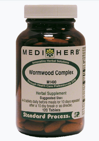 Wormword Complex - 120T