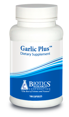 Garlic Plus - 100 Tablets
