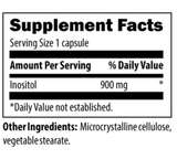 Inositol 900mg