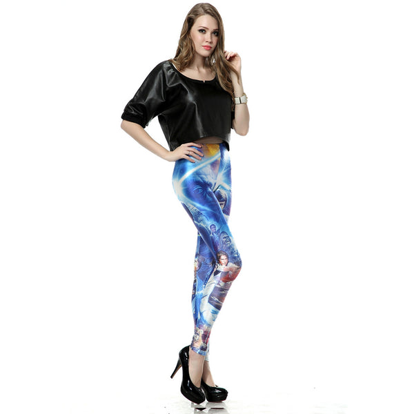 Skyler Shaping Leggings - waistshaper