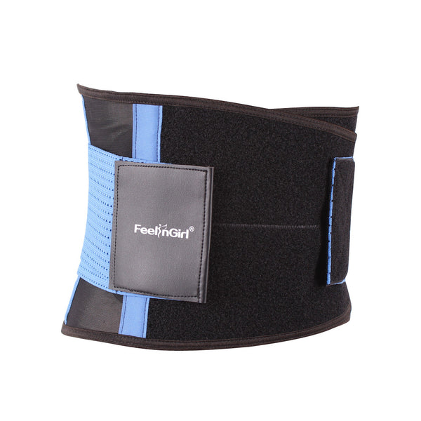 Blue Fitness Belt - waistshaper