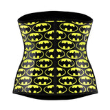BATMAN 9 STEEL BONED LATEX WAIST TRAINER - waistshaper